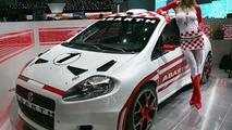 Fiat Grande Punto Abarth Revealed