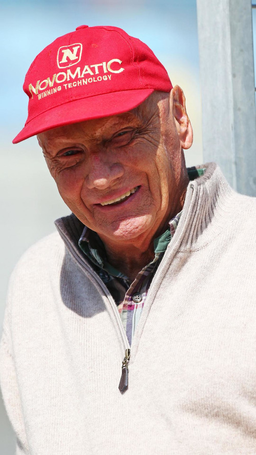 F1 cannot just turn up the volume - Lauda