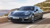 2014 Porsche Panamera Turbo S 31.10.2013