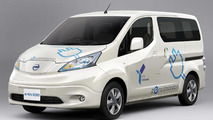 2014 Nissan e-NV200 14.11.2013