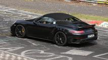 2014 Porsche 911 Turbo Cabrio spy photo 16.07.2013