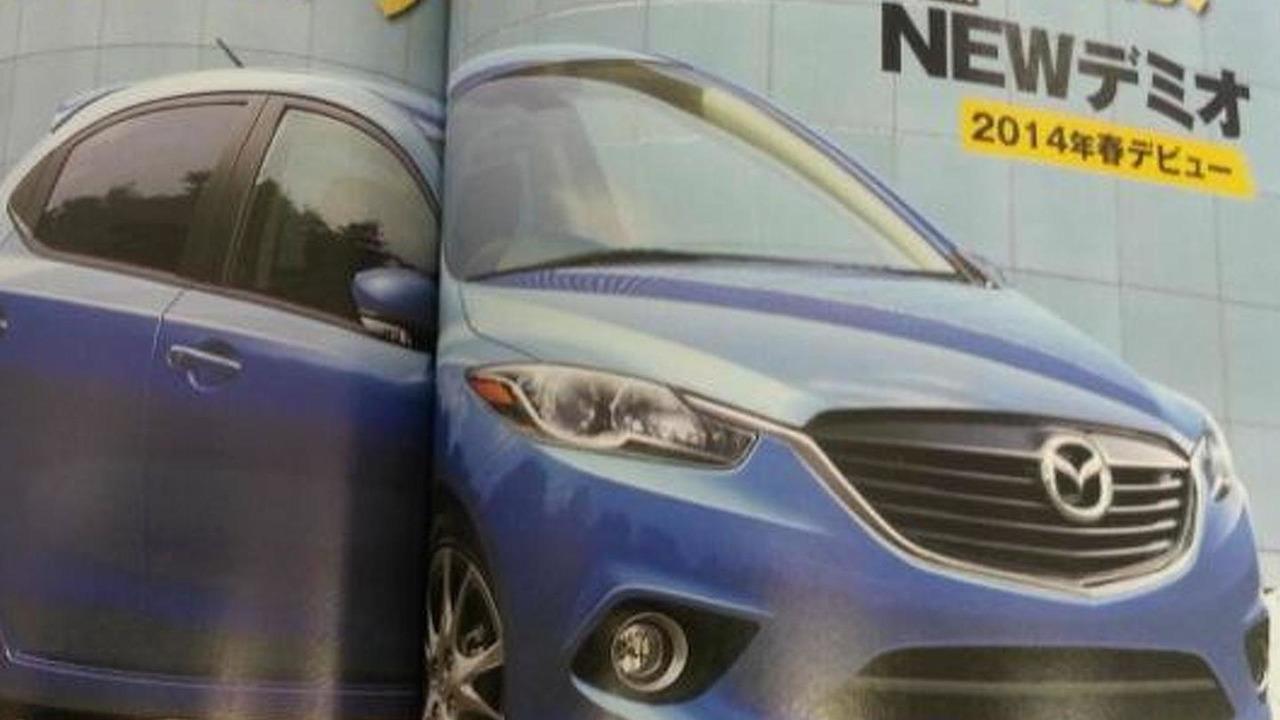2015 Mazda2 / Demio (not confirmed)