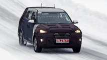 2014 Hyundai ix25 spy photo