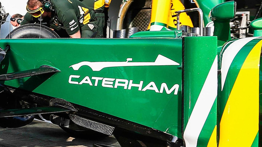 Caterham teases a new concept on its F1 cars