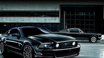 Ford Mustang V8 GT Coupe The Black