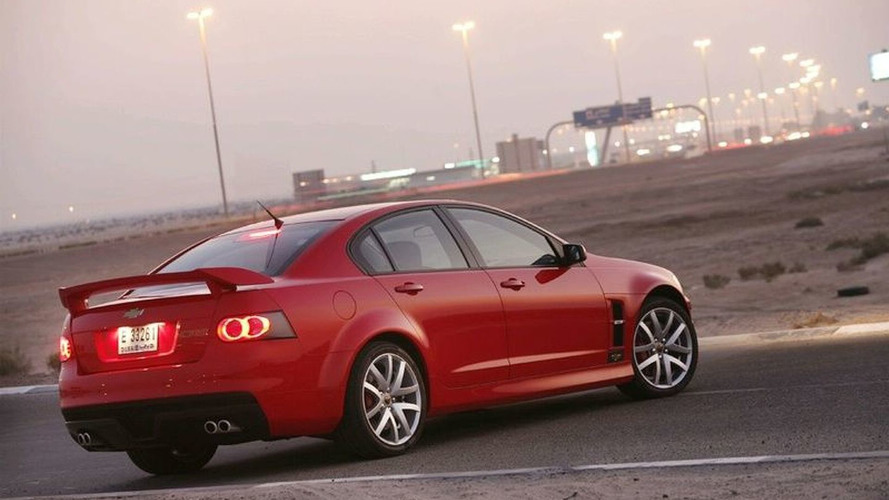 Chevrolet CR8 Announced for Middle East
