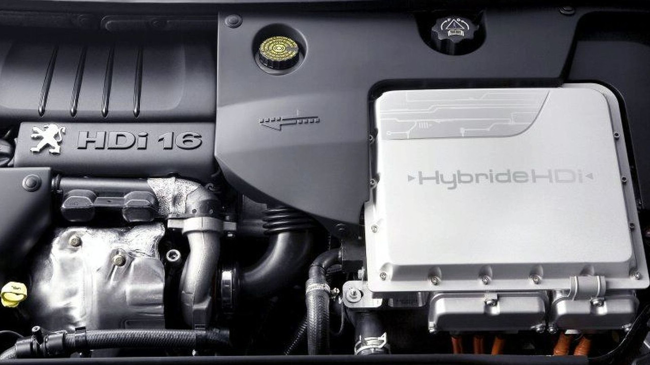 All new Peugeot 207 - Diesel Hybrid Engine