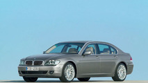 BMW 750Li - Spring 2005 facelift