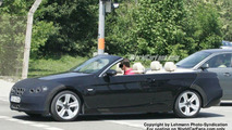 SPY PHOTOS: BMW 3-Series Cabrio