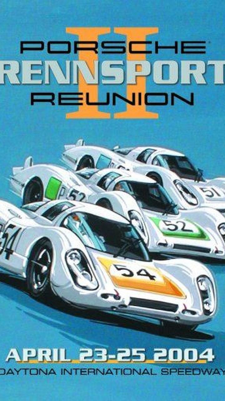 Porsche Rennsport II