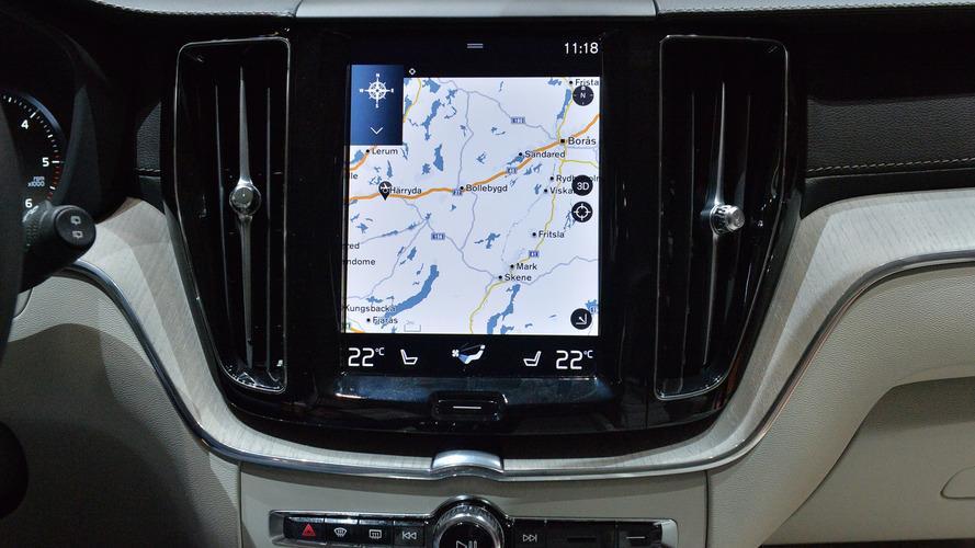 Volvo appelle au partage des informations routières
