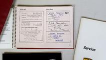 George Harrison's Porsche