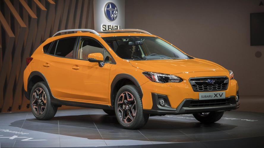 Subaru XV gets sharper with a new platform, more powerful engine