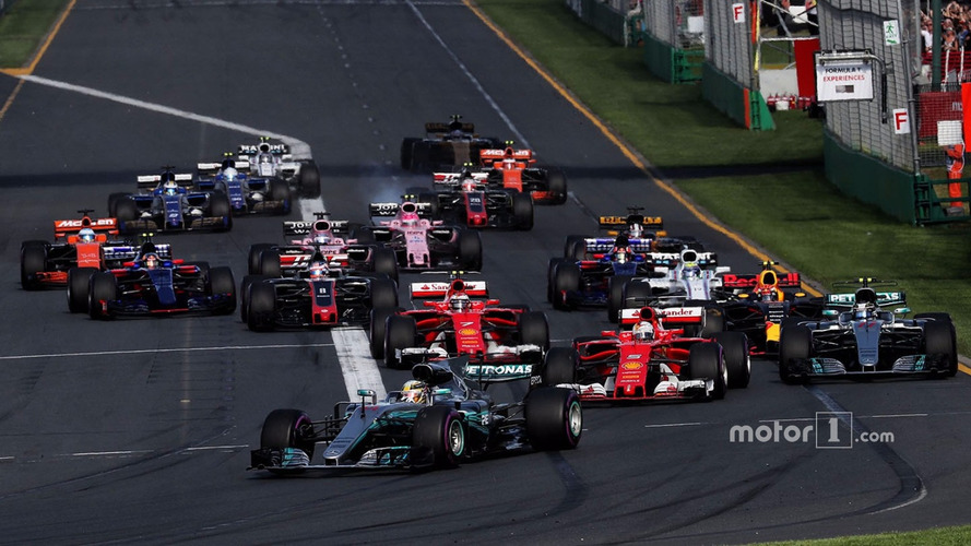 F1 2018: Launches, calendar and line-ups
