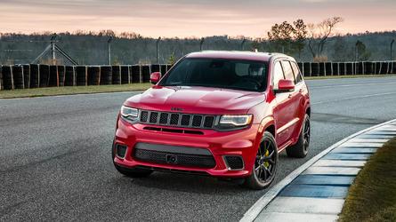 2018 Jeep Grand Cherokee Trackhawk: 707 HP, 0-60 in 3.5 Seconds
