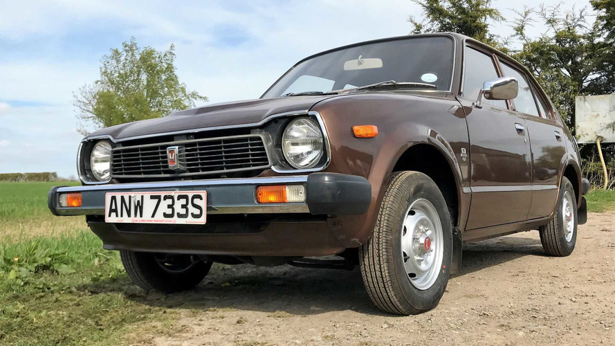 $9K For This Immaculate 1978 Honda Civic Seems Cheap