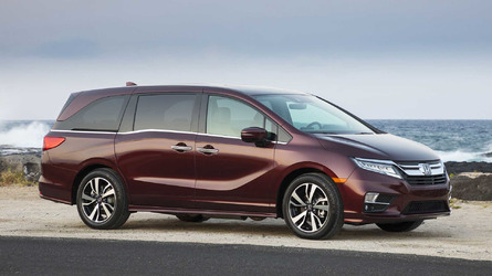 2018 Honda Odyssey First Drive