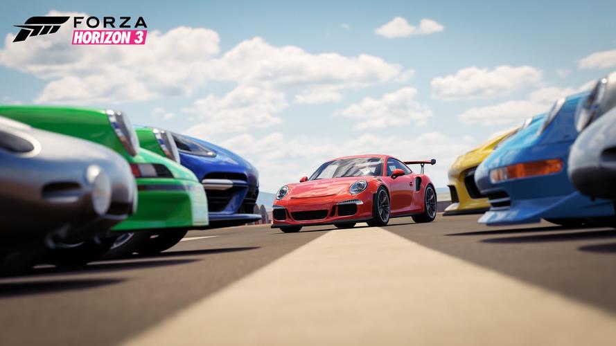 VIDÉO - Plus de Porsche dans les prochains Forza !