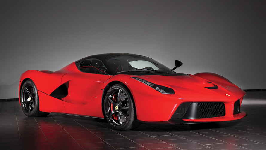 Holy Trinity Of Hybrid Hypercars Is Up For Auction Together