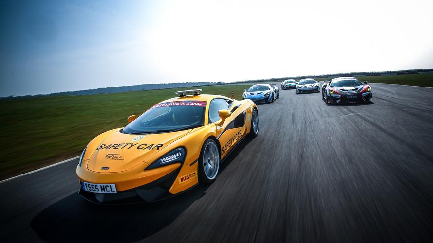 McLaren poursuit son partenariat avec le Championnat GT britannique