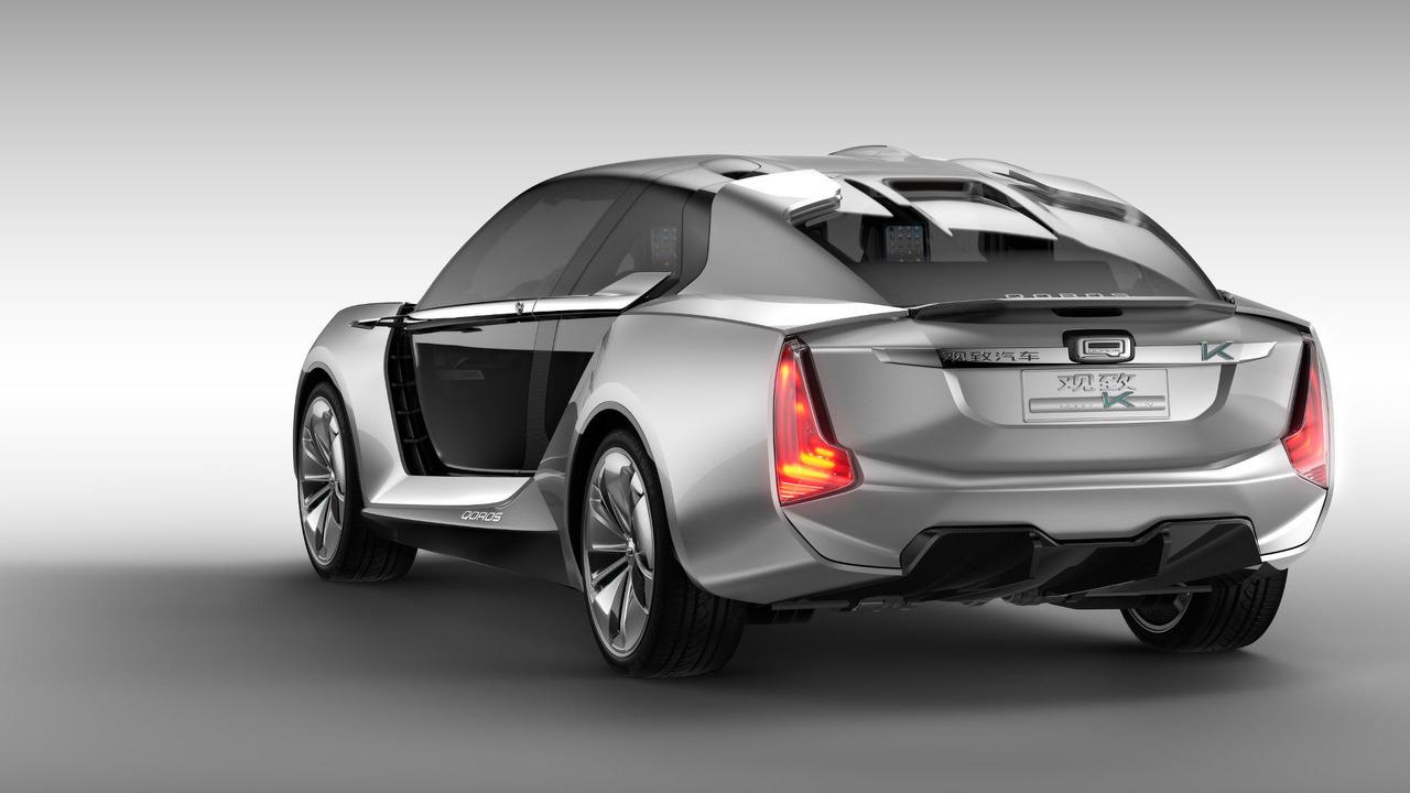 Qoros K-EV Concept
