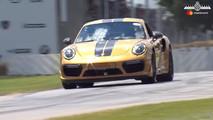 Porsche 911 Turbo S Exclusive Series - Goodwood