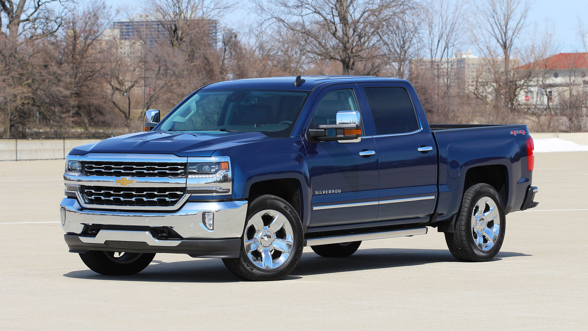 2017 Chevy Silverado 1500 Review A Main Event At The