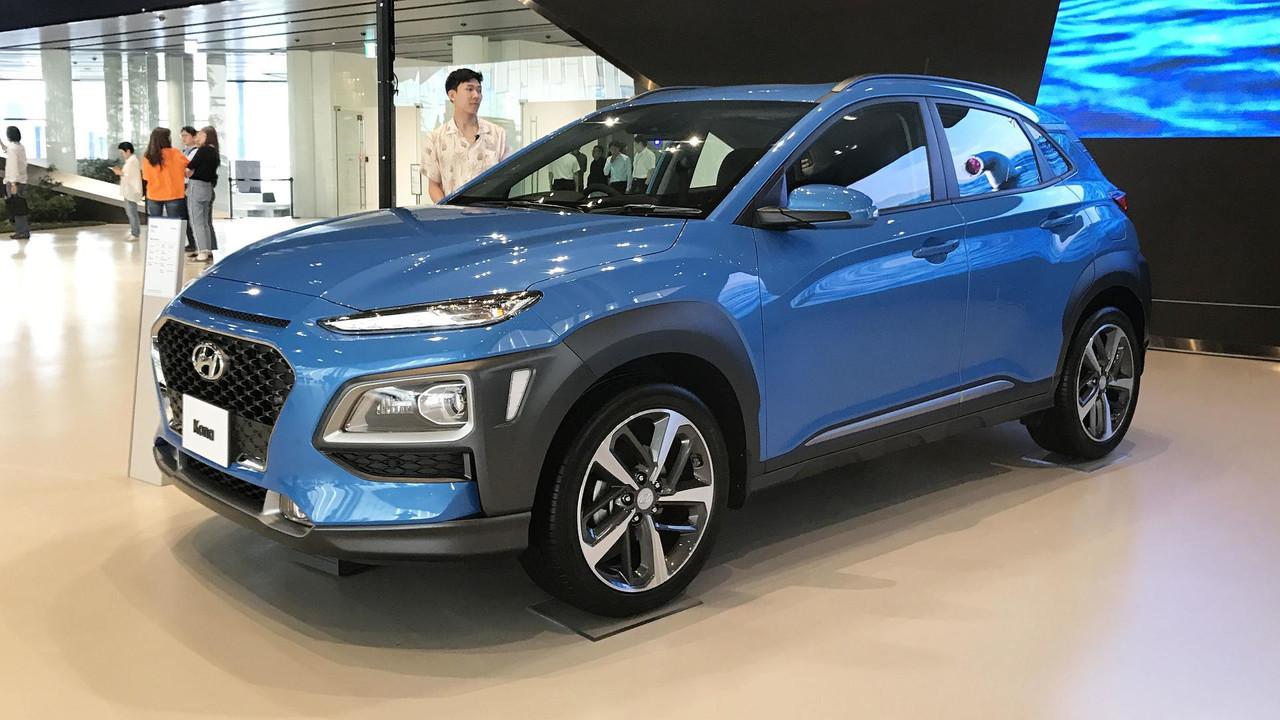 2018 Hyundai Kona - Seul