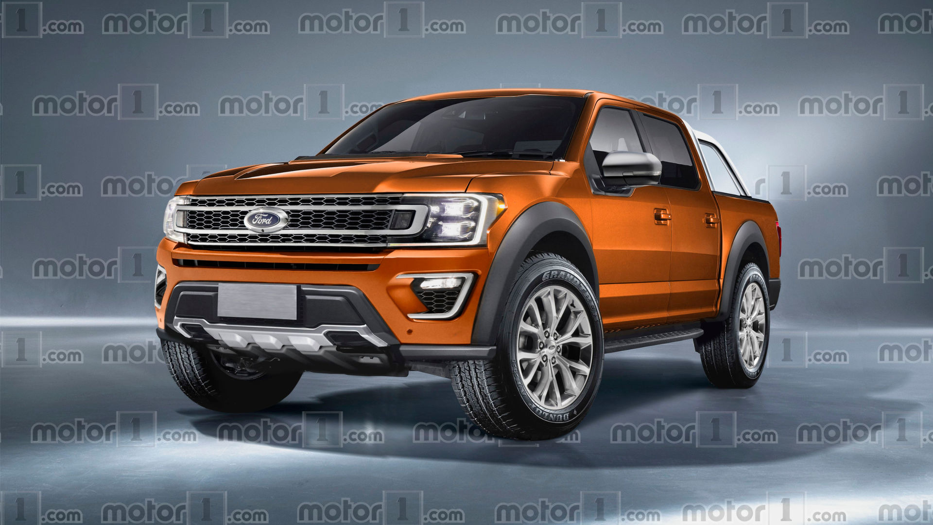 Ford Ranger 2019 >> 2019 Ford Ranger imagined as F-150's little brother