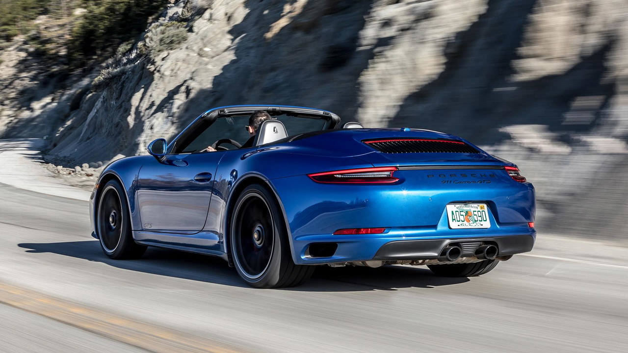 2018 Wrx 0 To 60 >> 2018 Porsche 911 Carrera GTS First Drive: Better In All The Right Ways