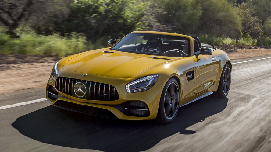 2018 Mercedes-AMG GT Roadster First Drive: A Sexy Summons To Drive... Hard