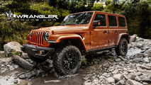 2018 Jeep Wrangler Unlimited render