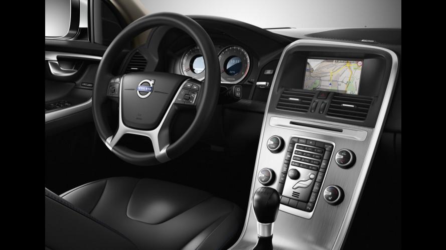 Pedestrian Detection sulla Volvo XC60