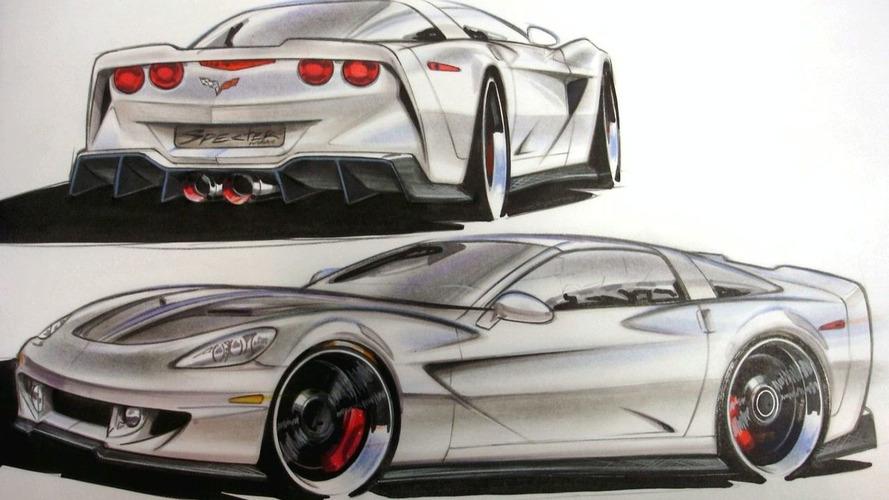 Specter Werkes Corvette C6 GTR Package