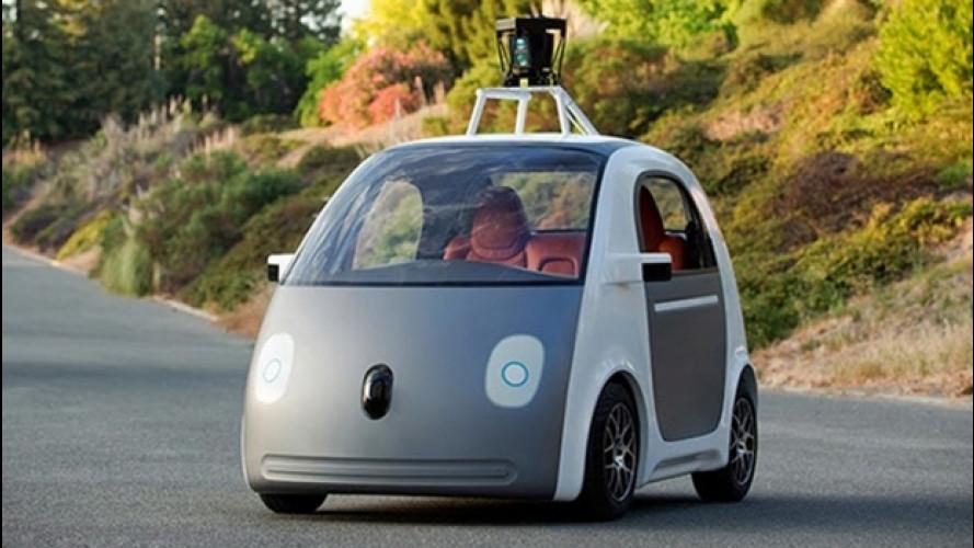Google Car a guida autonoma, forse anche con Honda