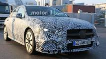 Mercedes-Benz A35 AMG Spy Shots
