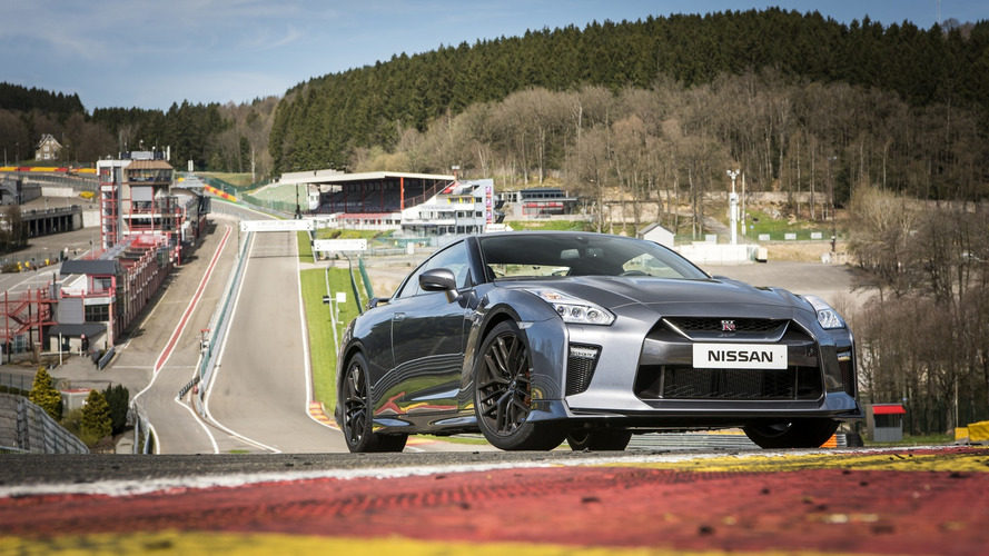 2017 Nissan GT-R available from £79,995