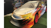 TAG Heuer Chevrolet RML Cruze TC1 art car