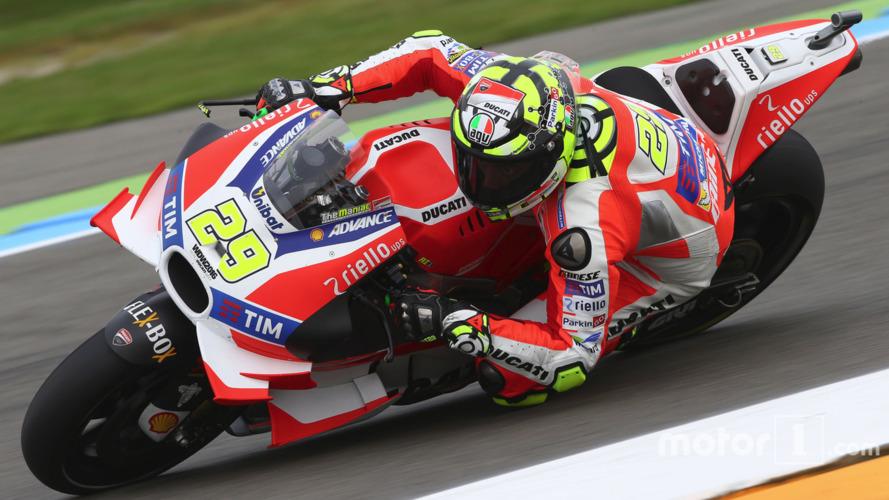 Ducati renoue avec la victoire après six ans d'attente