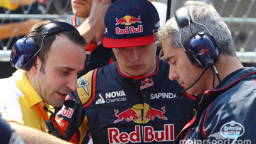 Verstappen's engineer quits Toro Rosso