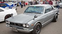 Nissan Skyline named