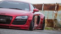 Audi R8 by Liberty Walk