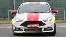 Ford Focus ST Plus spy photo