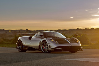 """The New Pagani Huayra BC is a 750-HP """"Thank You"""" Note"""