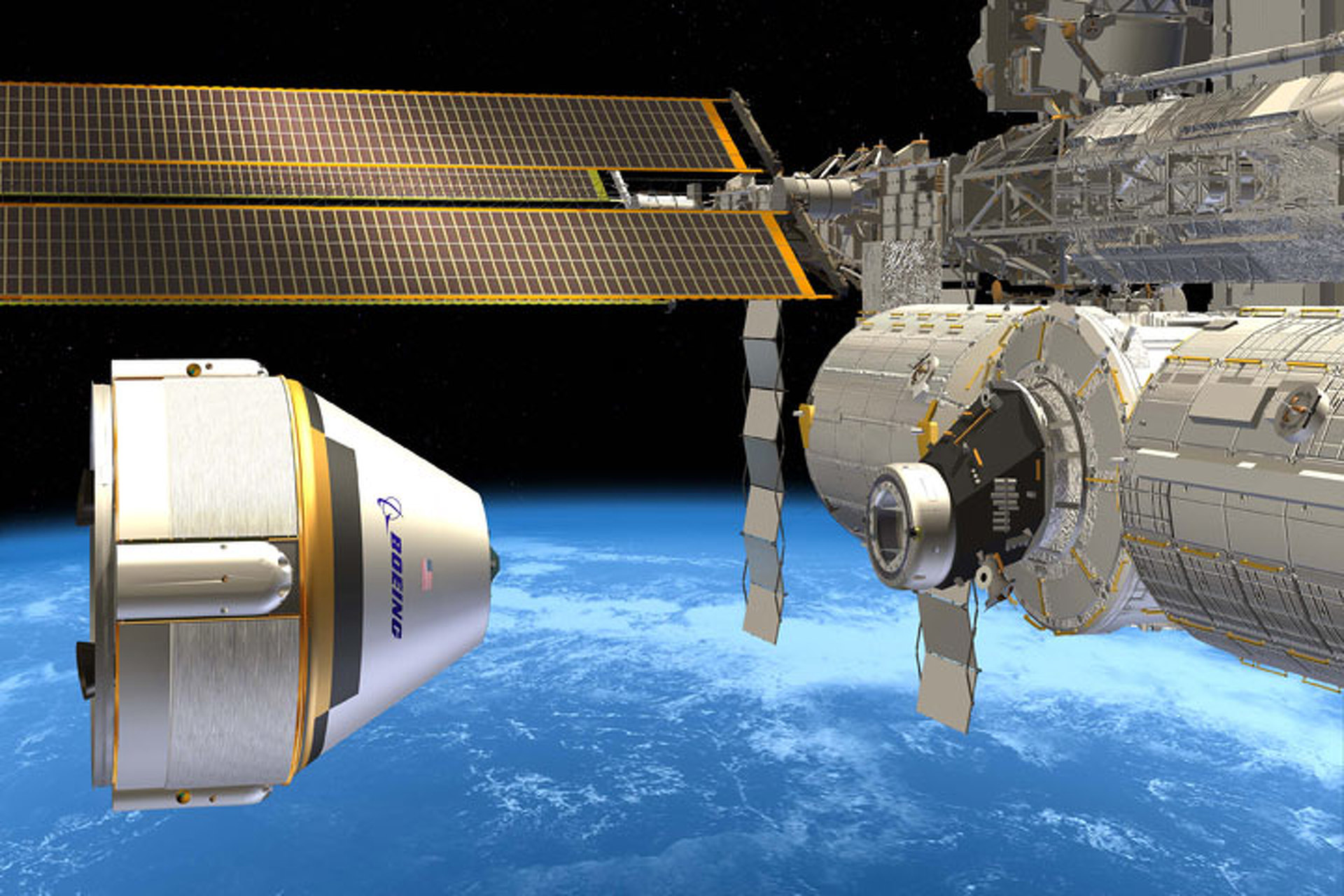 SpaceX and Boeing Chosen to Taxi NASA Crews into Space