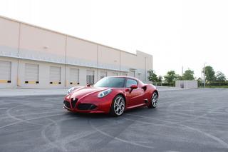 I Shouldn't Love the Alfa Romeo 4C, But I Do: Review