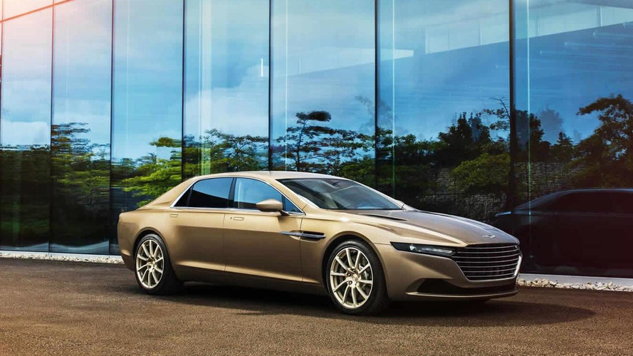 Aston Martin slaps massive £696,000 price tag on Lagonda in UK