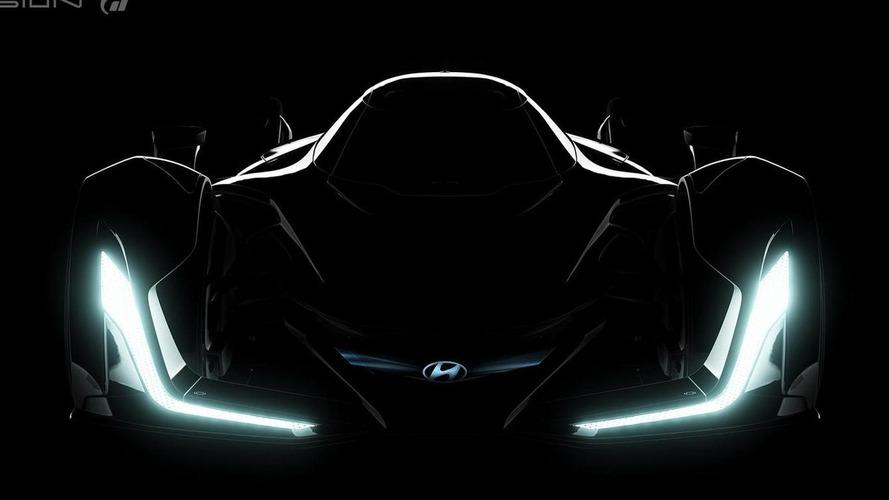 Hyundai launches N Performance division in Frankfurt, N 2025 Vision Gran Turismo concept