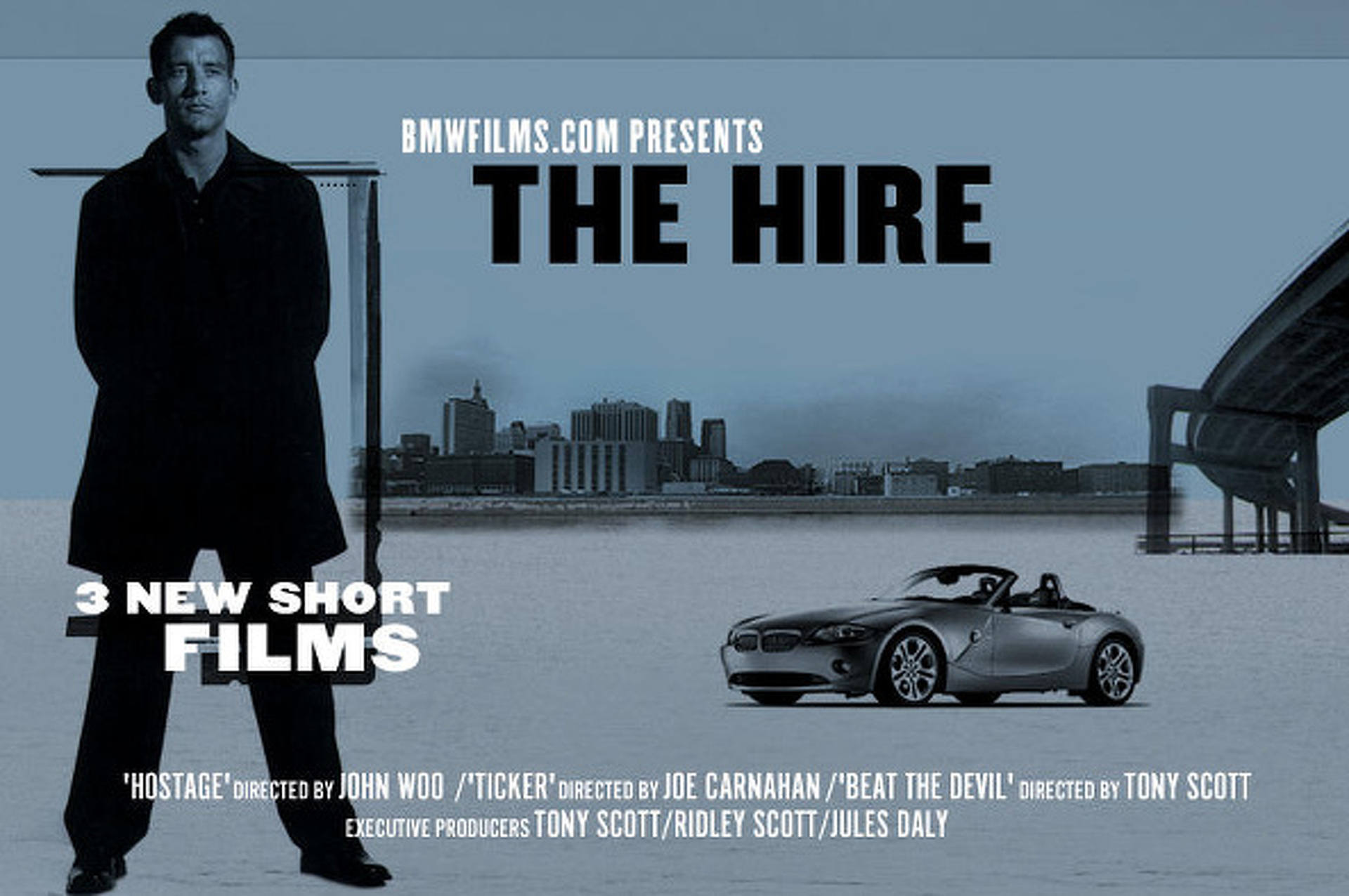 BMW Films Set To Return: Car Fans Rejoice [w/ videos]