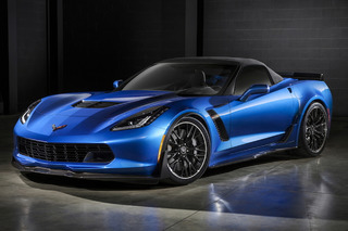 625-HP Corvette Z06 Convertible Drops Its Top Before NY Auto Show